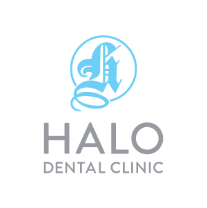 Halo Dental Clinic Logo