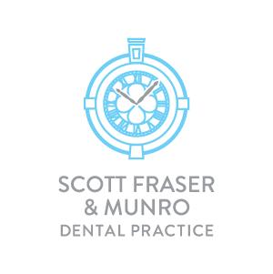 Scott Fraser & Munro Dental Practice Logo