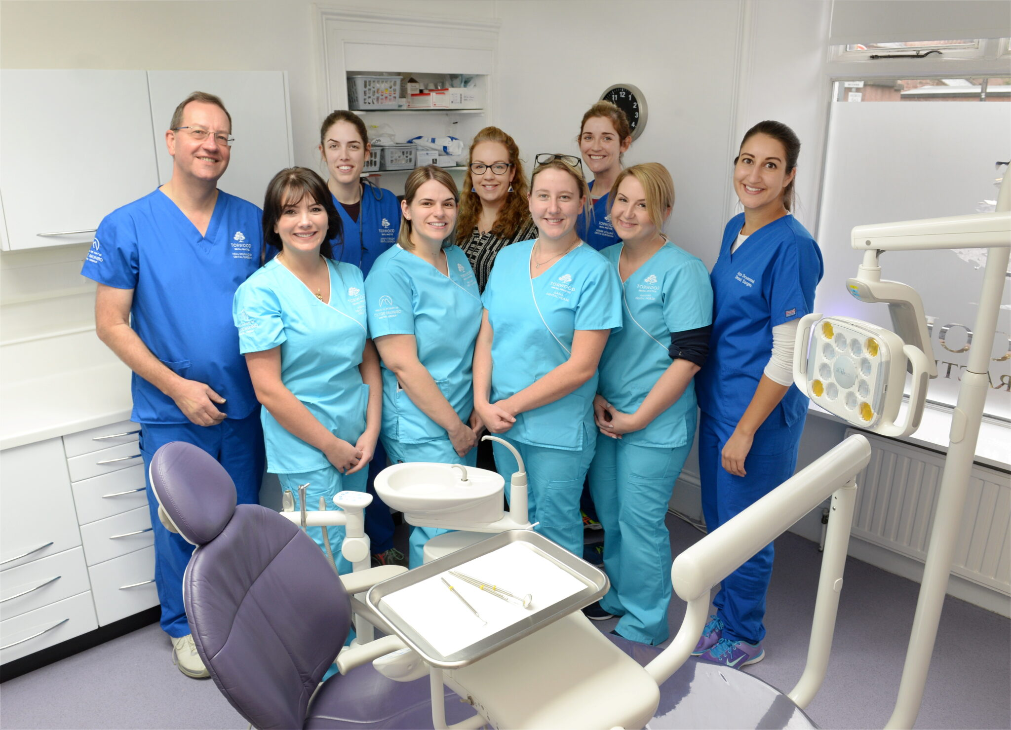 Torword Dental Practice Dental Team