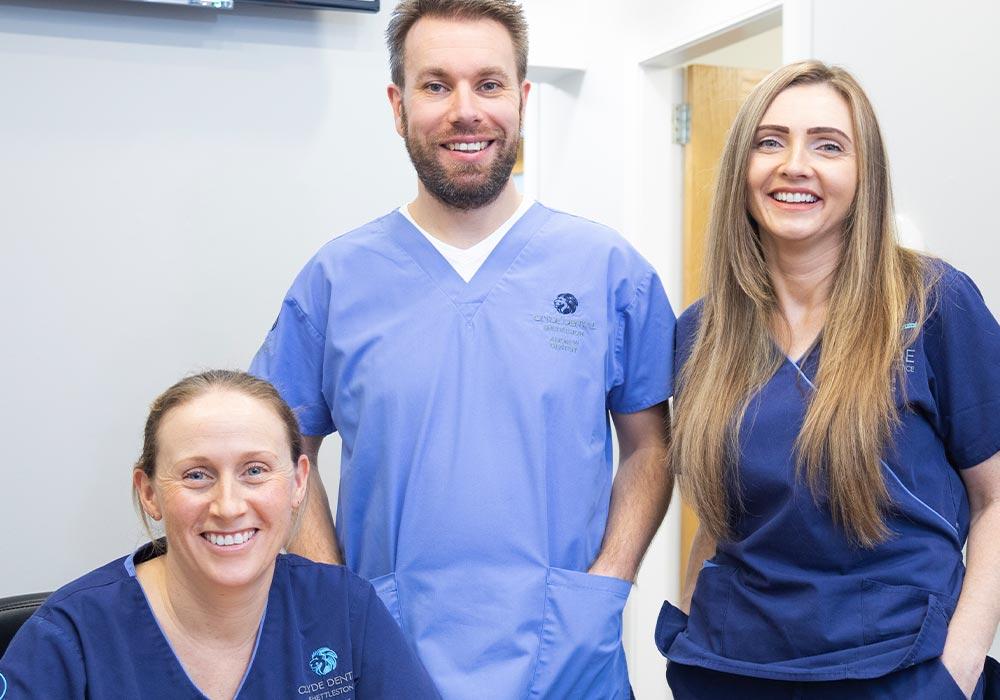 Dental Team at Clyde Dental Shettleston