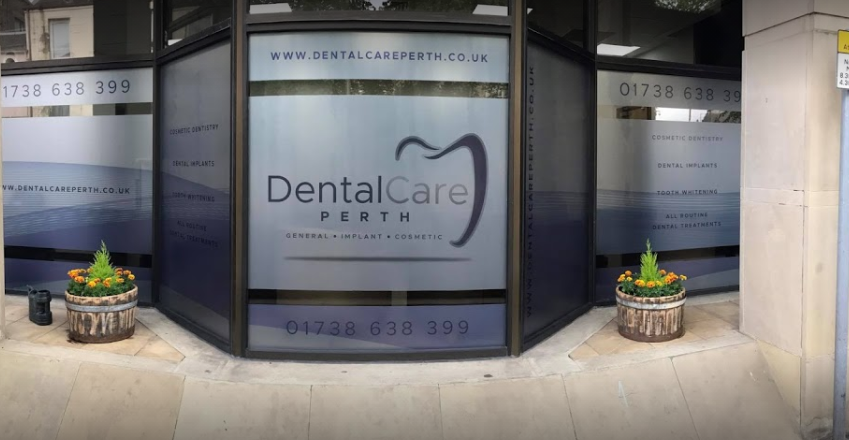Dental Care Perth Front